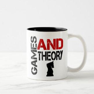 Games & Theory Mug