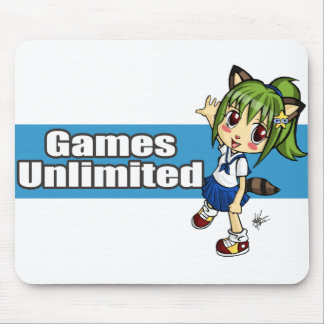 Games Unlimite Mouse Pad