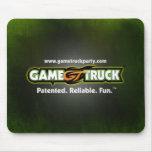 GameTruck Mousepad - Green
