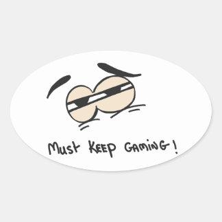 Gami Gaming Stickers