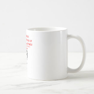 gaming and sports joke classic white coffee mug