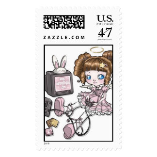 Gaming Angels.com Stamp