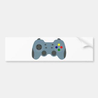 Gaming Controller Bumper Sticker