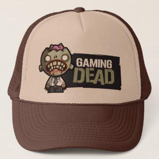 Gaming Dead Deadhead Trucker Hat