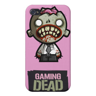 Gaming Dead Pink Different iPhone Case iPhone 4/4S Cover