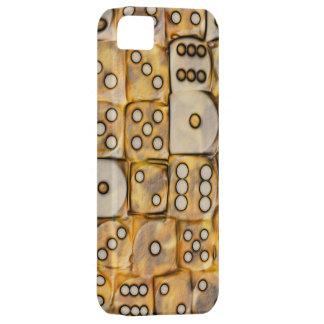 Gaming Dice Collage iPhone SE/5/5s Case