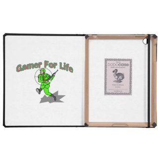 Gaming For Life FPS iPad Folio Case