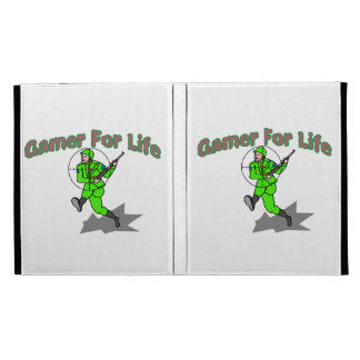 Gaming For Life FPS iPad Cases