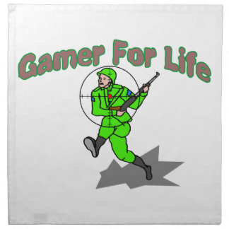 Gaming For Life FPS Napkin