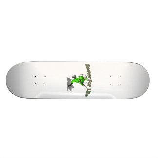 Gaming For Life FPS Skateboard Deck