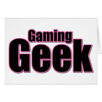 Gaming Geek Cards