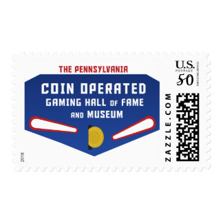 Gaming Hall of Fame Stamps