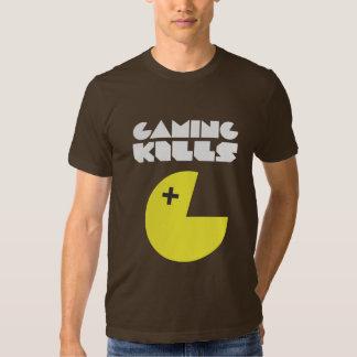 Gaming Kills T-shirt