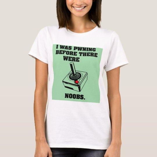 gaming old school T-Shirt