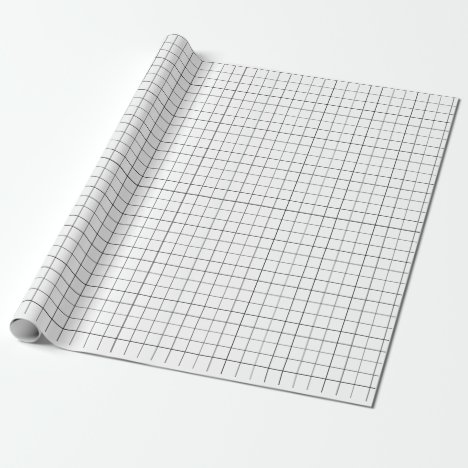 Gaming Paper - 1 Inch Squares - Roll