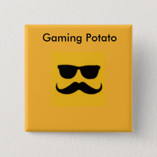 Gaming Potato button