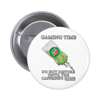 Gaming Time - Soda IV 2 Inch Round Button