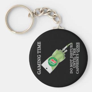 Gaming Time - Soda IV Keychain