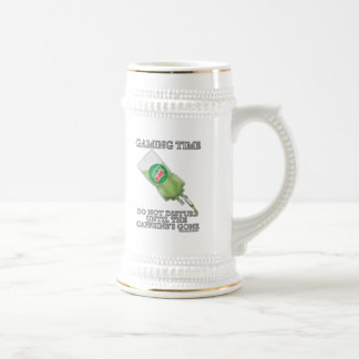 Gaming Time - Soda IV 18 Oz Beer Stein