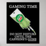 Gaming Time - Soda IV Poster