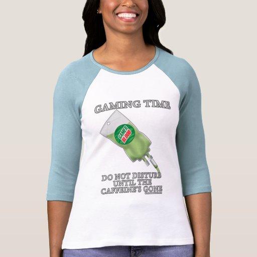 Gaming Time - Soda IV T-shirts