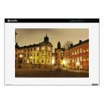 Gamla Stan in Stockholm, Sweden Skins For Laptops
