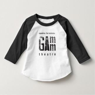 Gamm Theatre - Toddler Baseball Tee