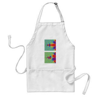 Gamma function adult apron