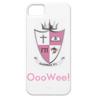 Gamma Girl Phonecase iPhone 5 Covers