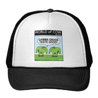 GAMMA GRASS TASTES GOOD! TRUCKER HAT