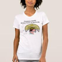 Gamma Knife Radiation Awareness Tshirt