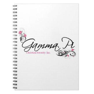 Gamma Pi Notebook