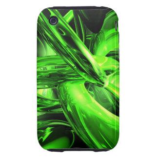 Gamma Radiation Abstr iPhone 3G/3GS CaseMate Tough iPhone 3 Tough Case