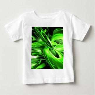 Gamma Radiation Abstract Baby T-Shirt