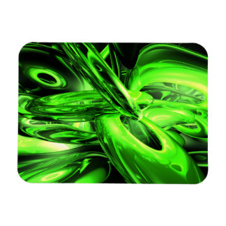 Gamma Radiation Abstract  Large Magnet