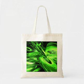 Gamma Radiation Abstract Tote Bag