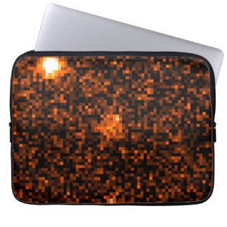 Gamma Ray Burst Laptop Computer Sleeves