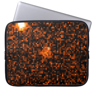 Gamma Ray Burst Laptop Sleeve