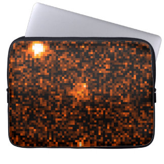 Gamma Ray Burst Laptop Sleeves