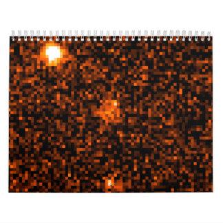 Gamma Ray Burst Calendar