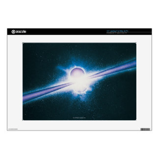 "Gamma-Ray Bursts 15"" Laptop Skin"