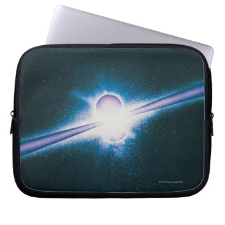 Gamma-Ray Bursts Laptop Sleeves
