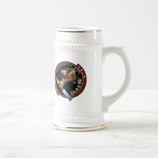 Gamma-ray Large Area Space Telescope(GLAST) Beer Stein