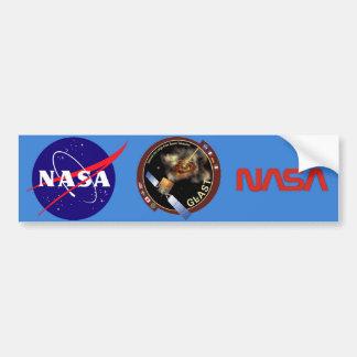 Gamma-ray Large Area Space Telescope(GLAST) Bumper Sticker