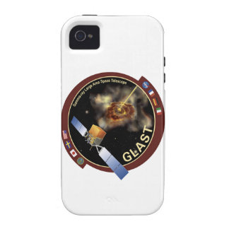 Gamma-ray Large Area Space Telescope(GLAST) Case-Mate iPhone 4 Covers