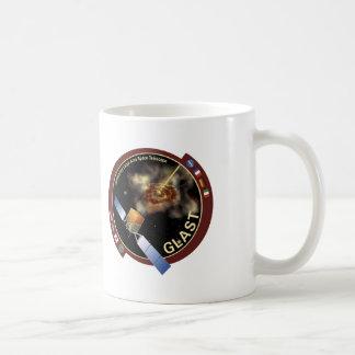 Gamma-ray Large Area Space Telescope(GLAST) Coffee Mug