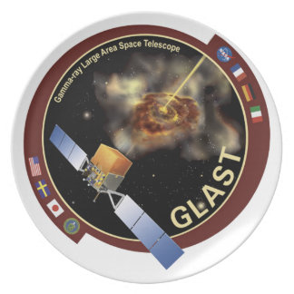 Gamma-ray Large Area Space Telescope (GLAST) Melamine Plate
