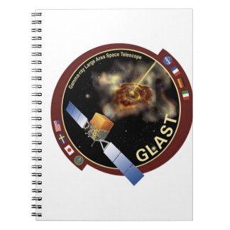 Gamma-ray Large Area Space Telescope(GLAST) Notebook