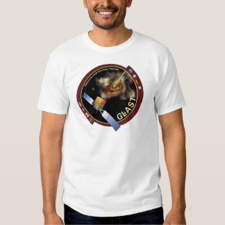 Gamma-ray Large Area Space Telescope(GLAST) T-Shirt