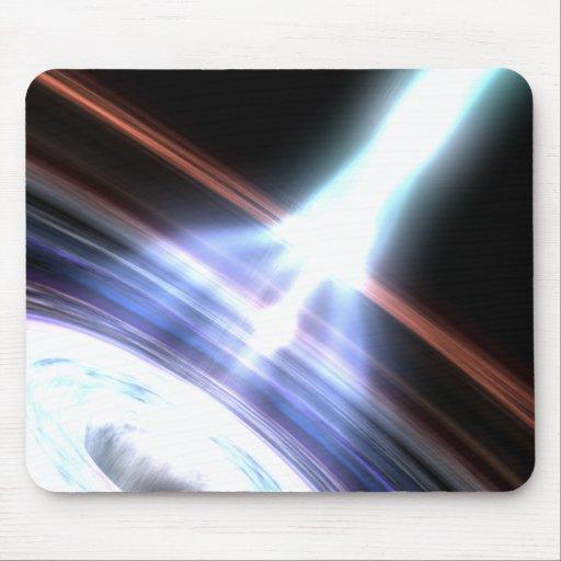 Gamma Rays in Galactic Nuclei 2 Mousepad